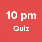 10PM Quiz [Daily Quiz based on Current Affairs by ForumIAS]
